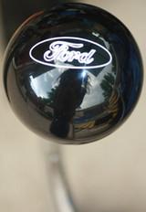 Ford Script Engraved Shift Knob