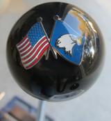 POW/MIA - Flags Shift Knob