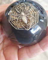 Spider in Spiderweb Shift Knob