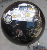 "Cool 60's FORD Model ""T"" Shift Knob"