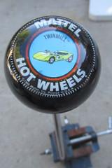 Vintage Mattel Hot Wheels - Twinmill Shift Knob