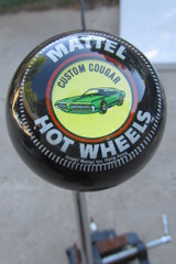 Vintage Mattel Hot Wheels - Custom Cougar Shift Knob