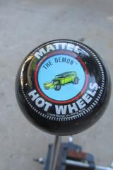 Vintage Mattel Hot Wheels - The Demon Shift Nkob