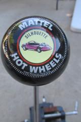 Vintage Mattel Hot Wheels - Silhouette Shift Knob
