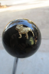 Mack Truck Bulldog Shift Knob