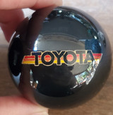 Vintage Classic Toyota Bar Logo Shift Knob