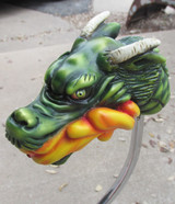 Van Chase Large Tattoo Dragon Sea Serpent Shift Knob