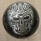 Biker Pewter  Sugar Skull Shift Knob