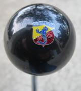 Fiat Abarth & C Black Shift Knob