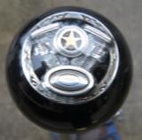 Twin V Motorcycle Engine Shift Knob