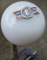 US ENAMEL Army Navy Production Award Shift Knob