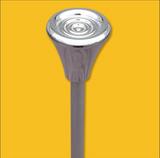 Bull's Eye Polished Aluminum Shift Knob