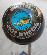 VINTAGE MATTEL HOT WHEELS '31 Ford Woody Classic SHIFT KNOB