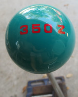 Nissan 350 Z shift knob