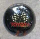 Toyota Racing Flags Shift Knob