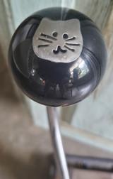 Cute Kitty Cat Face Shift Knob