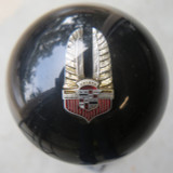 1940's Cadillac Wings Shield Shift Knob