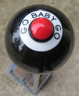 "GO BABY GO - Gone in 60 seconds ""Eleanor"" Shift Knob"
