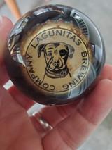 Lagunitas Brewing Co Beer Bottle Cap (Dog) Shift Knob