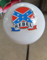 Southern Rebel Flag Shift Knob
