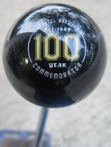 Shiner - Spoetzl Brewery 100 Year Commemorator Shift Knob