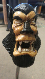 Wolfie - Wolfman Resin Shift Knob