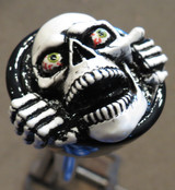 Van Chase Design CREEPER Guy Skull Shift Knob