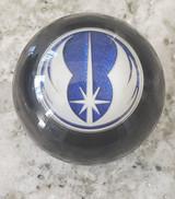 Blue Sparkle JEDI Star Wars Shift Knob
