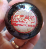 "Vintage Dr. Pepper Soda Cap Shift Knob ""Good For Life"""