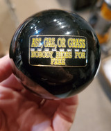 Ass, Gas or Grass - Nobody Rides For Free Shift Knob