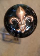 Copper Fleur De Lis Shift Knob