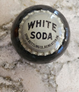 White Soda Cap Shift Knob