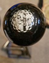 """JOE BLOW"" Vintage Button Shift Knob"