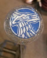 POG SLAMMER Dragon Disc Pokemon/Power Ranger Shift Knob