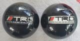 TOYOTA Racing Development TRD Logo Pin Shift Knob (WHITE PIN)