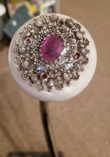What if you inherit an ugly brooch from granny?