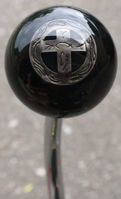Christian Cross Smaller Shift Knob