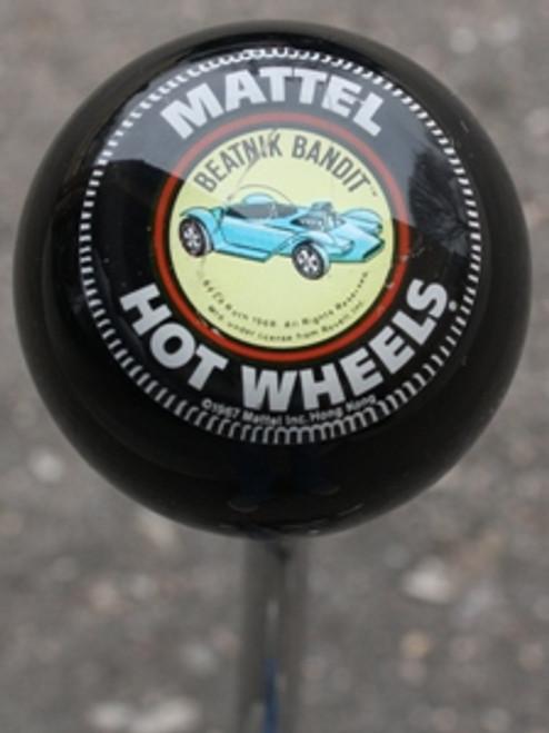 "Vintage Hot Wheels ""Beatnik Bandit"" Shift Knob"