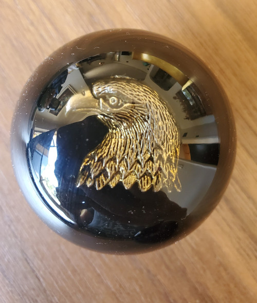 USA Patriotic Eagle Head Shift Knob #2