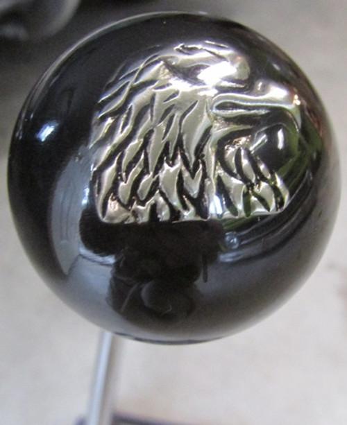 Eagle Head Black Shift Knob