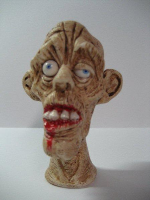 Tall Zombie Resin Shift Knob