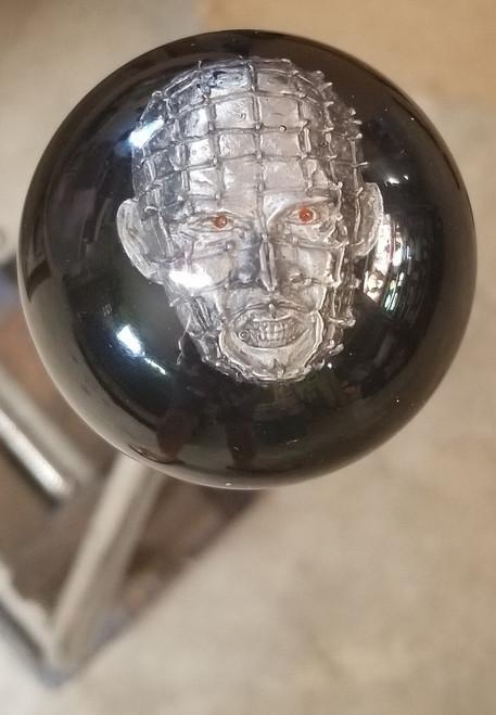 Hellraiser Pewter Skull Shift Knob