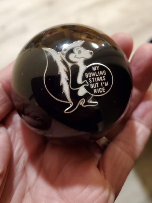 Skunk My Bowling Stinks Shift Knob