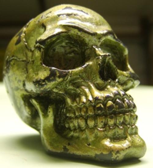 Painted Medium Skull Shift Knob