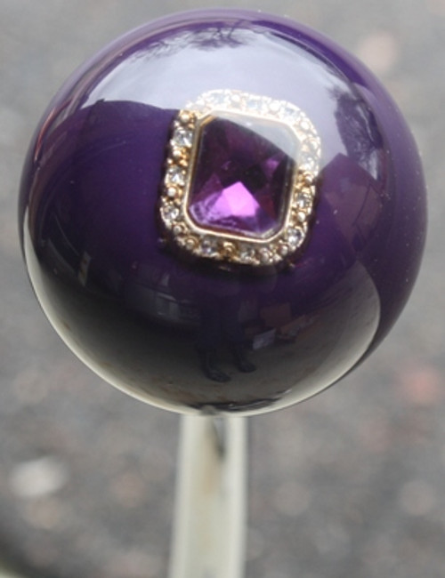 Purple Stone Shift Knob