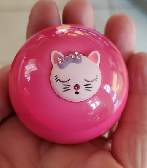 Hot Pink Hello Kitty Cat Shift Knob