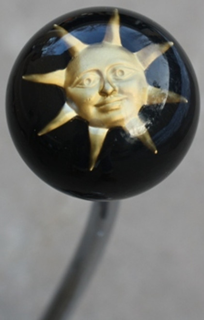 Gold Celestial Star Shift Knob