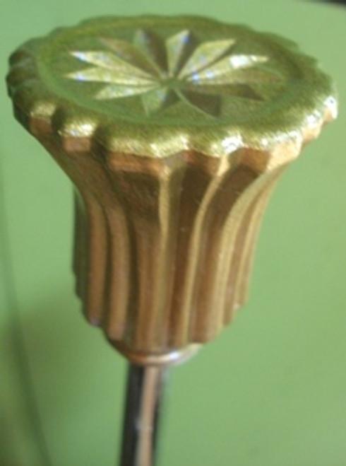 Vintage Glass Shift Knob
