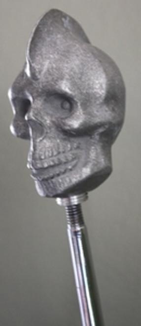 Ol' Skool Primal Cast Mohawk Skull Shift Knob