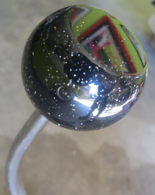 Glitter/Sparkle Black is shown